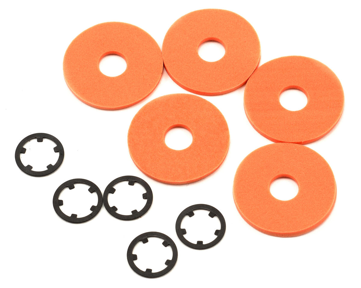 SP Fuel Tank Sponge Packing Set (5) by Kyosho