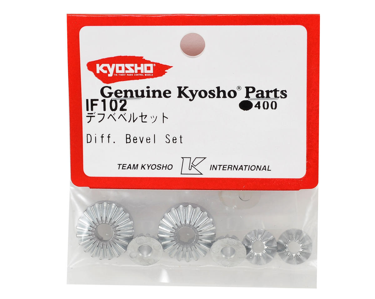 Kyosho Differential Bevel Gear Set
