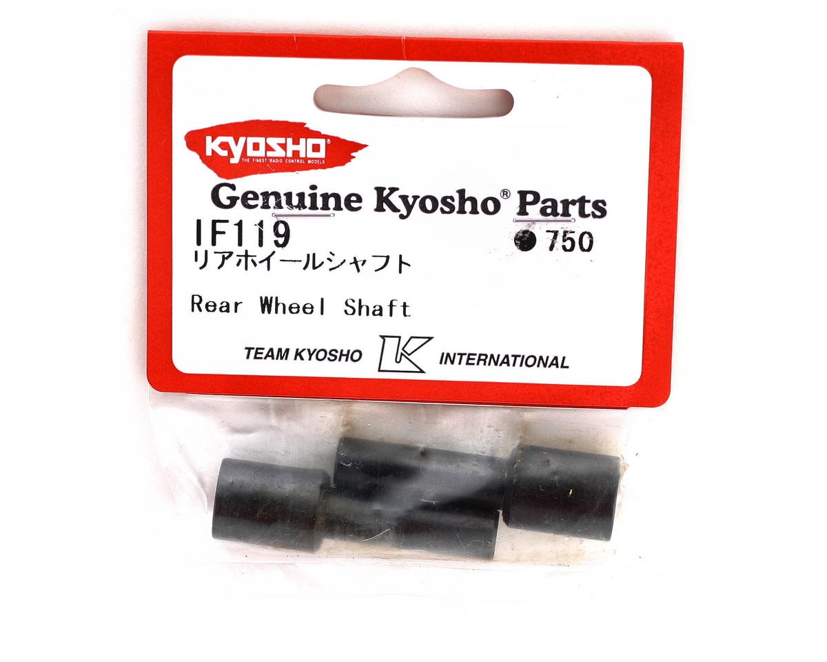 Rear Wheel Outdrive Shafts (2) by Kyosho