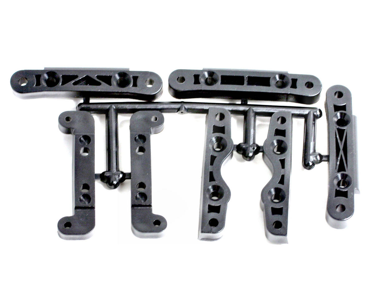 Plastic Suspension Holder Set (MP7.5) by Kyosho