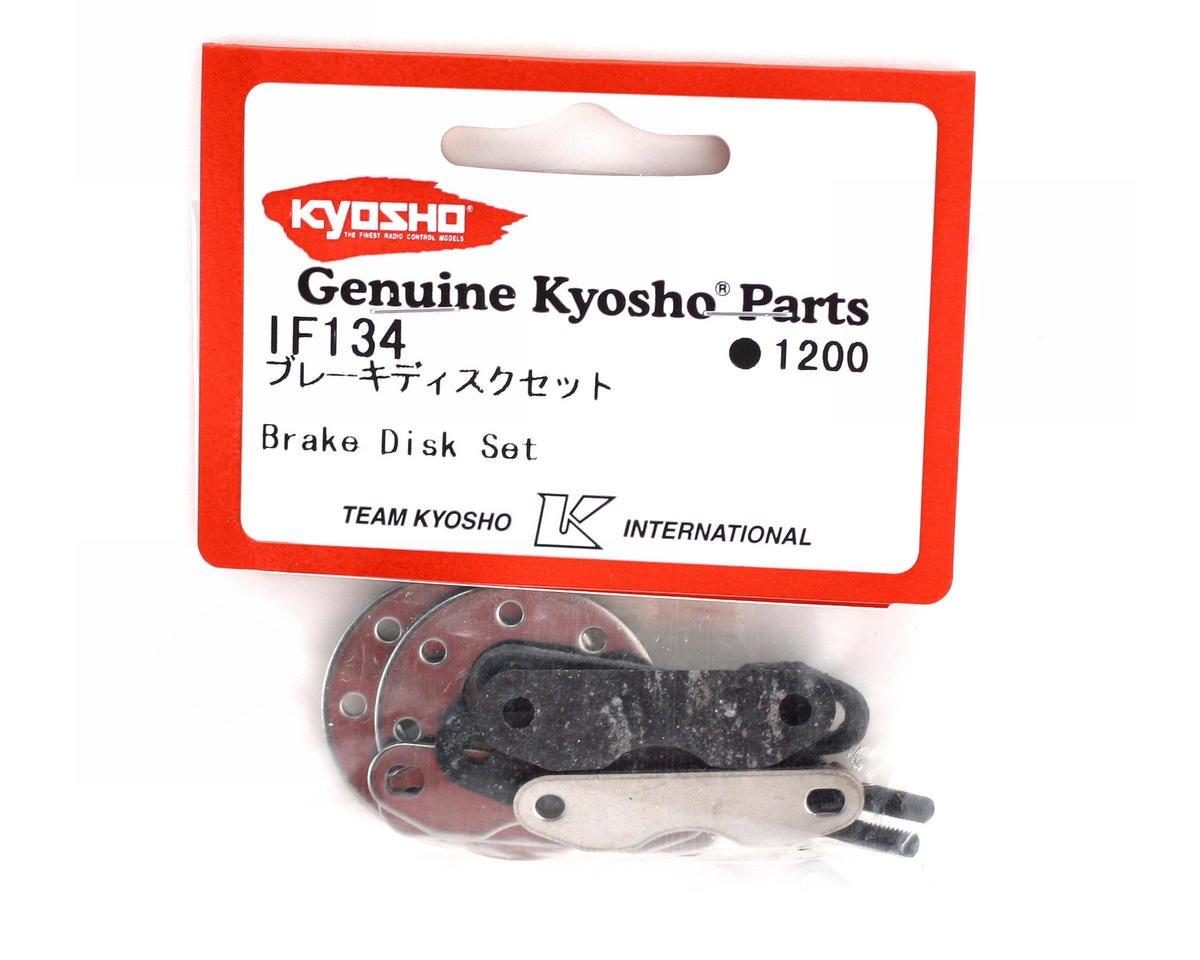 Kyosho Brake Disk Set (2)