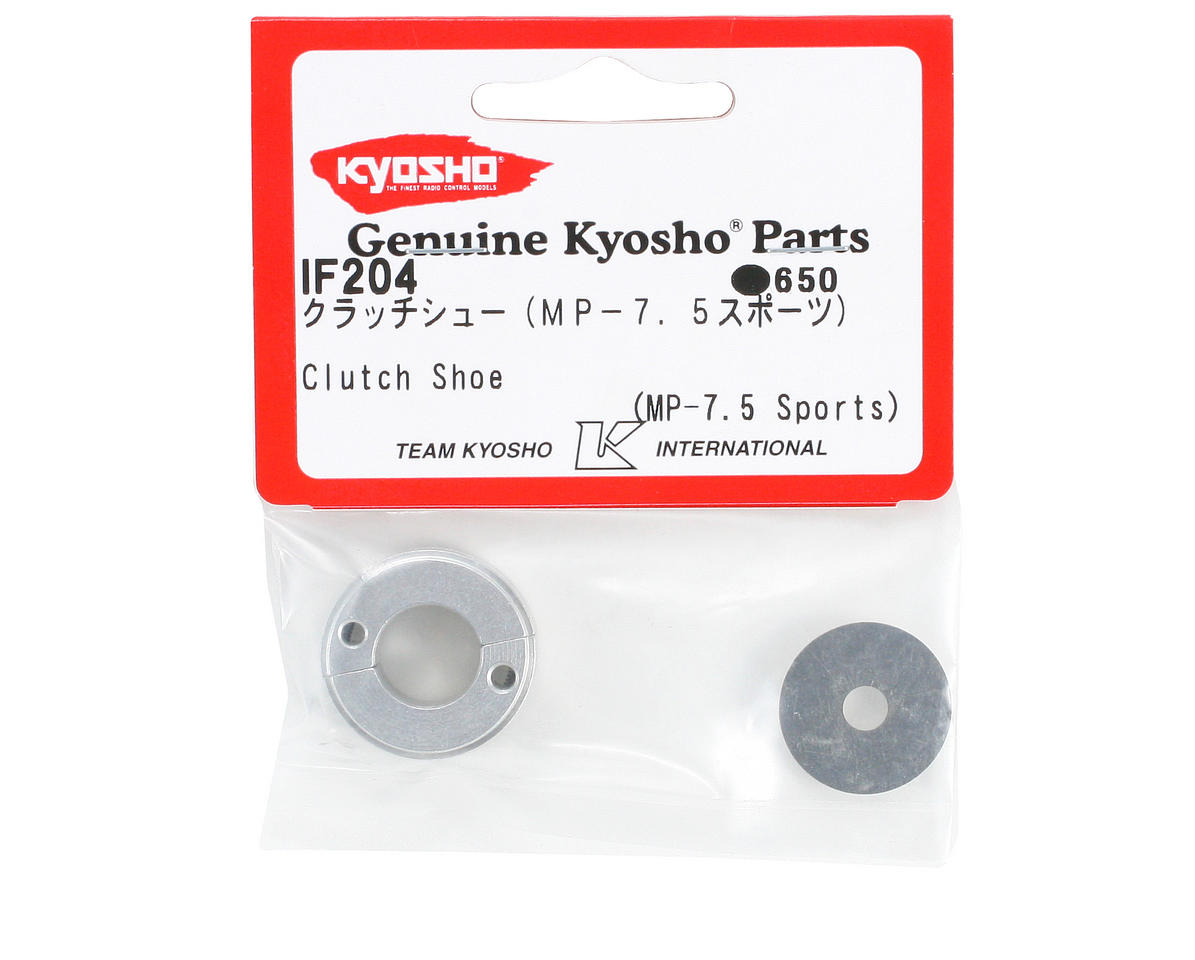 Kyosho Clutch Shoe Assembly