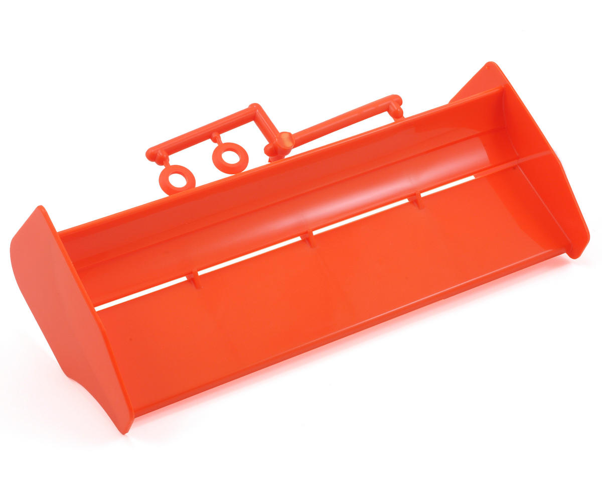 Kyosho Nylon Buggy Wing (Orange)
