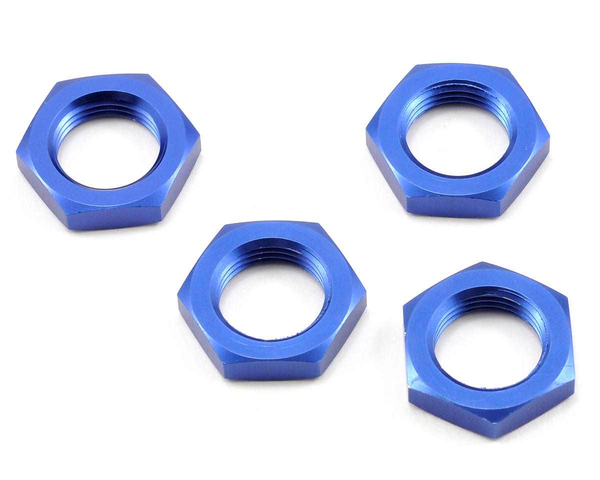 17mm Wheel Nut (Blue) (4) by Kyosho