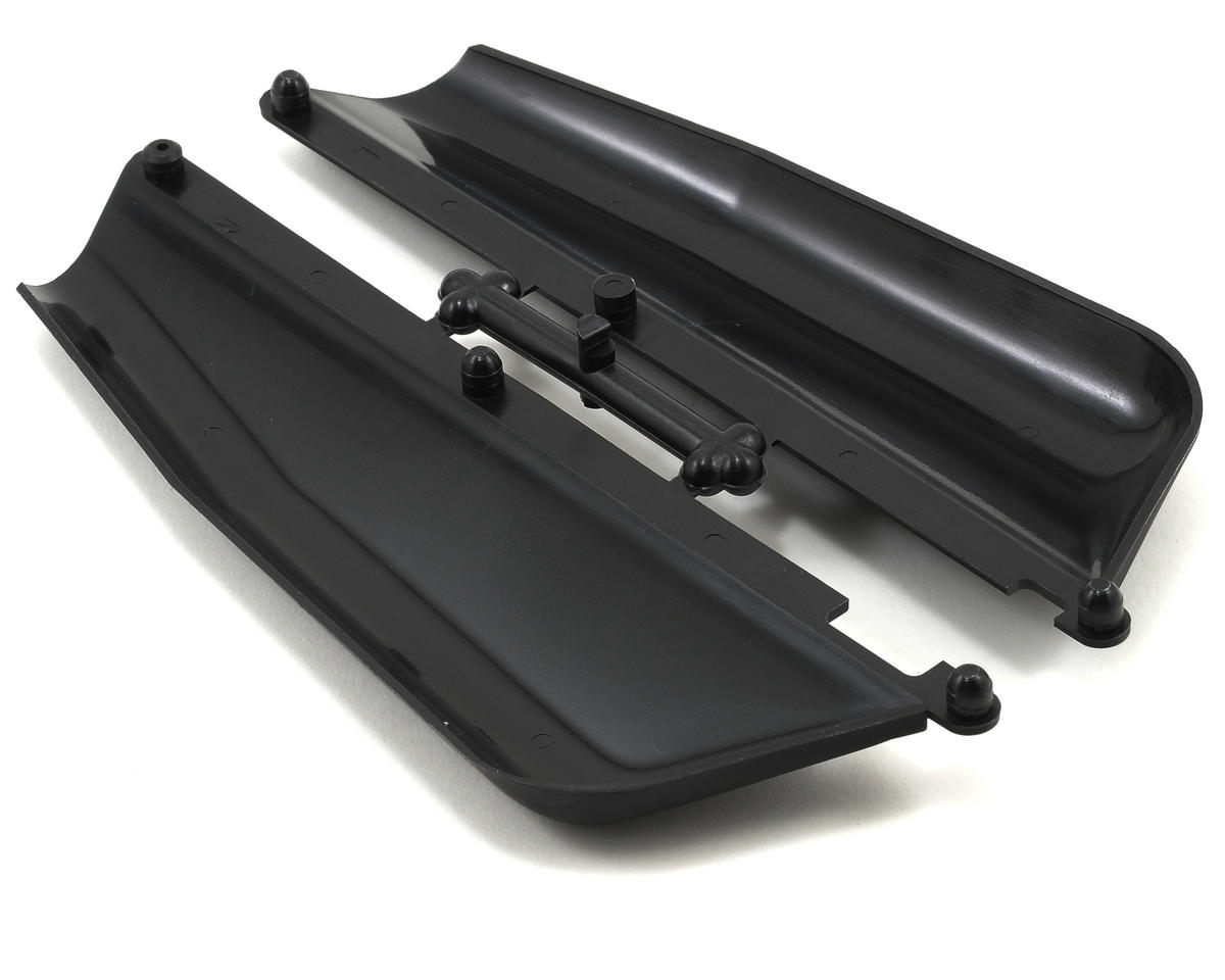 Chassis Side Guard Set by Kyosho