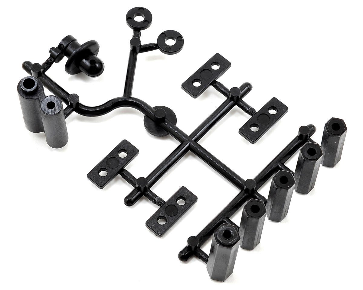 Kyosho MP9 ReadySet Body Mount Set