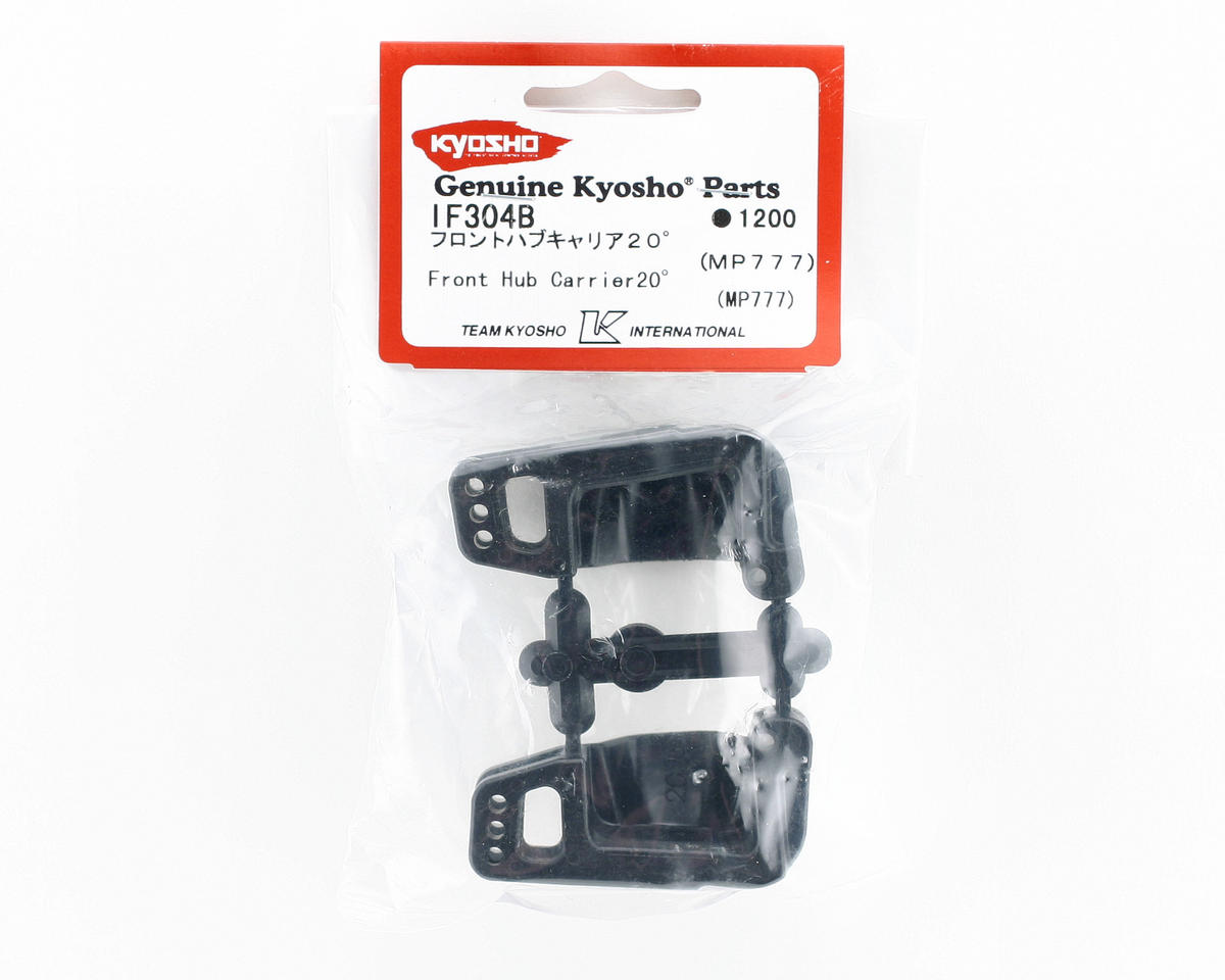 20° Front Hub Carrier (MP777) by Kyosho
