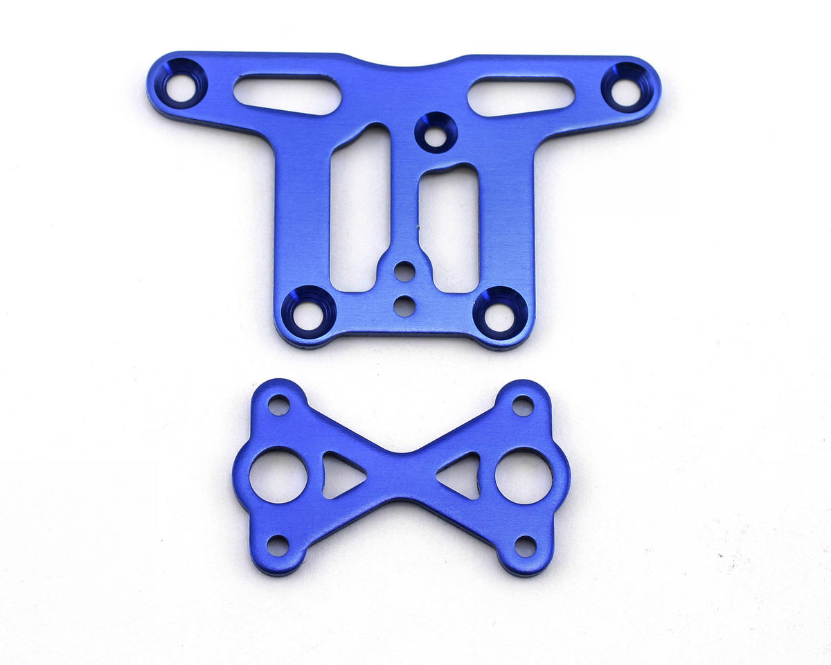Kyosho Servo Saver Top Plate/Center Diff Plate (MP777)