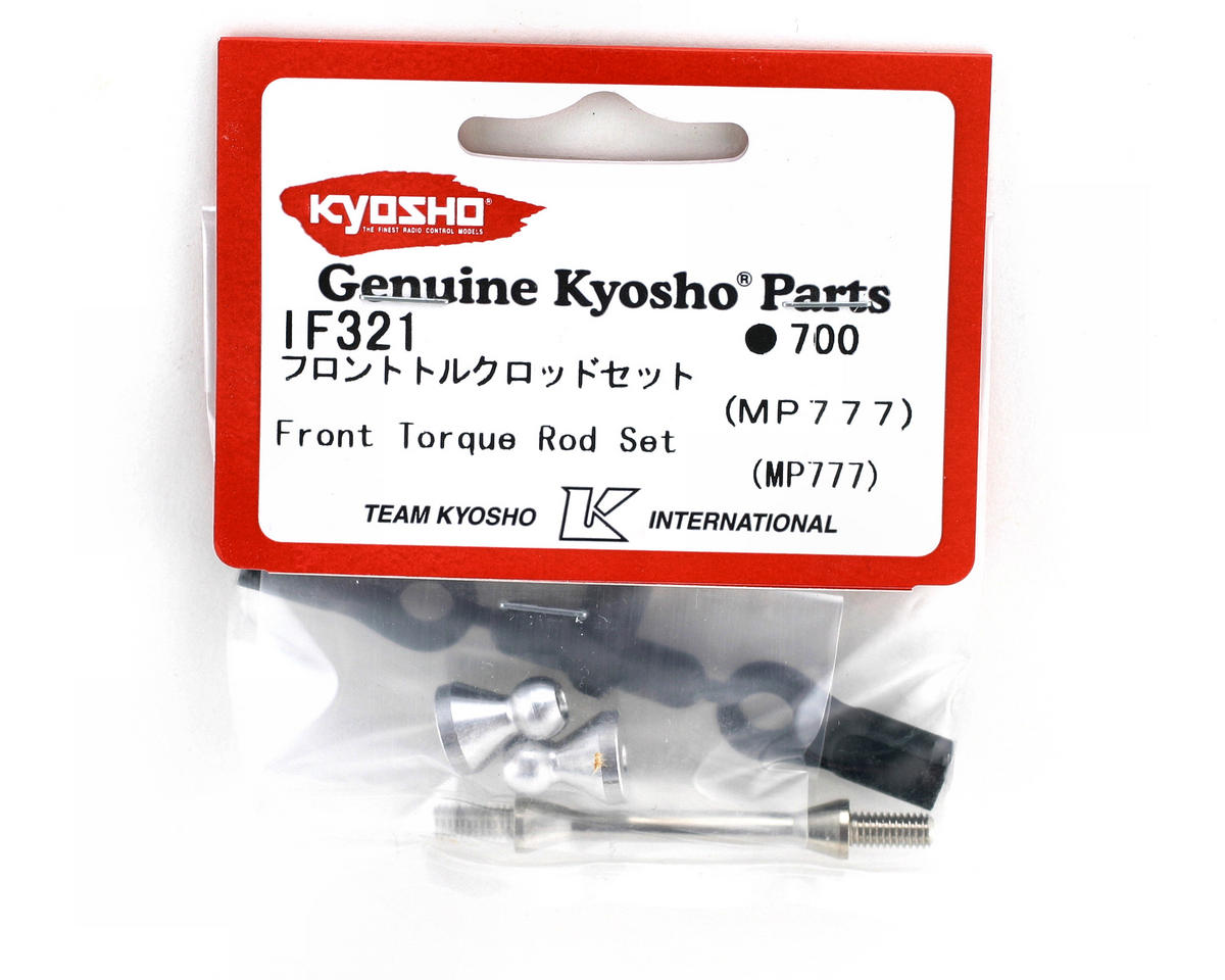 Kyosho Front Torque Rod Set (MP777)