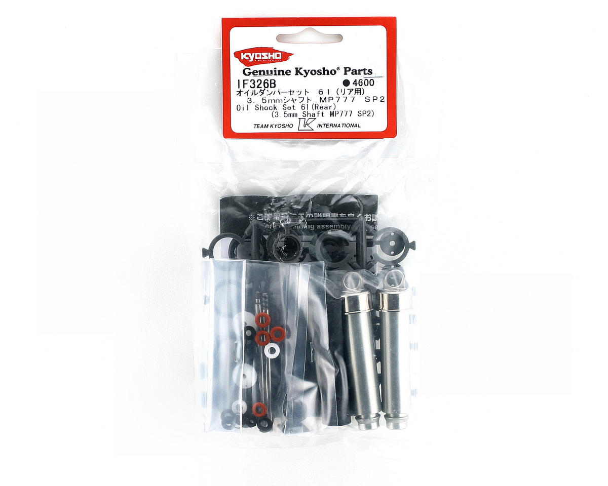 Kyosho 3.5mm Rear Shock Set (MP777 SP2)