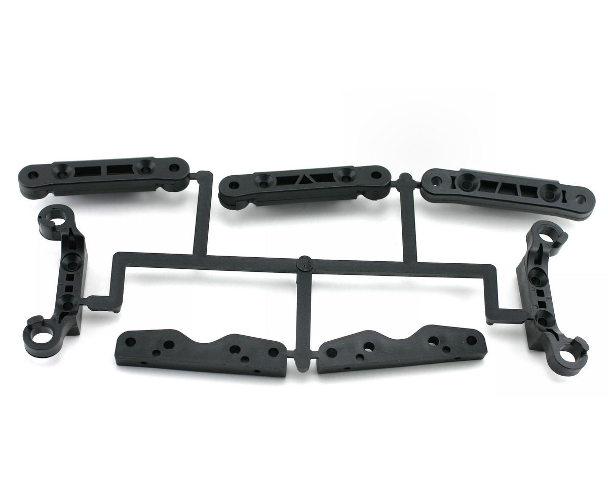 Suspension Pivot Block Set (MP777) by Kyosho