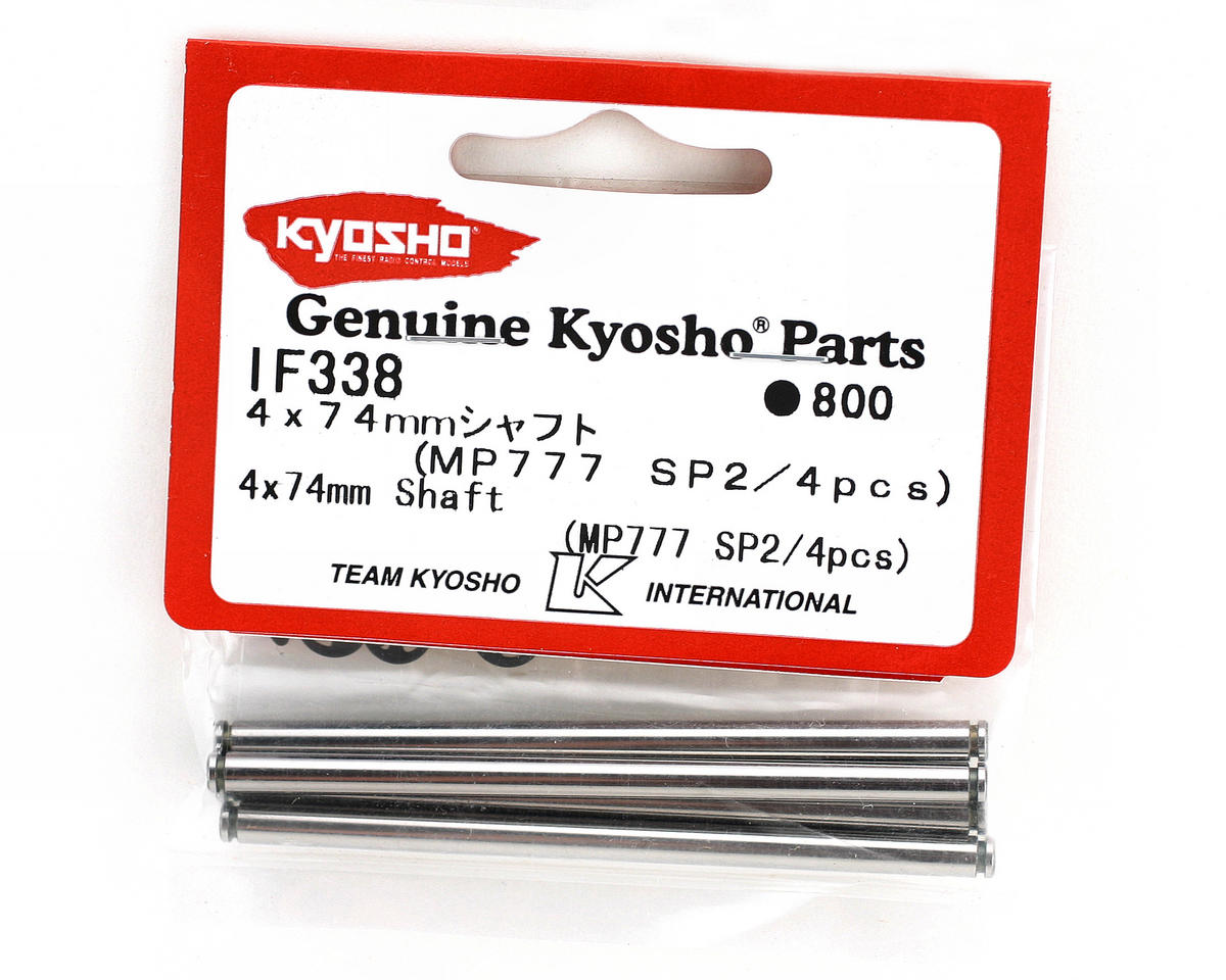 Kyosho 4x74mm Suspension Shaft (MP777 SP2) (4)