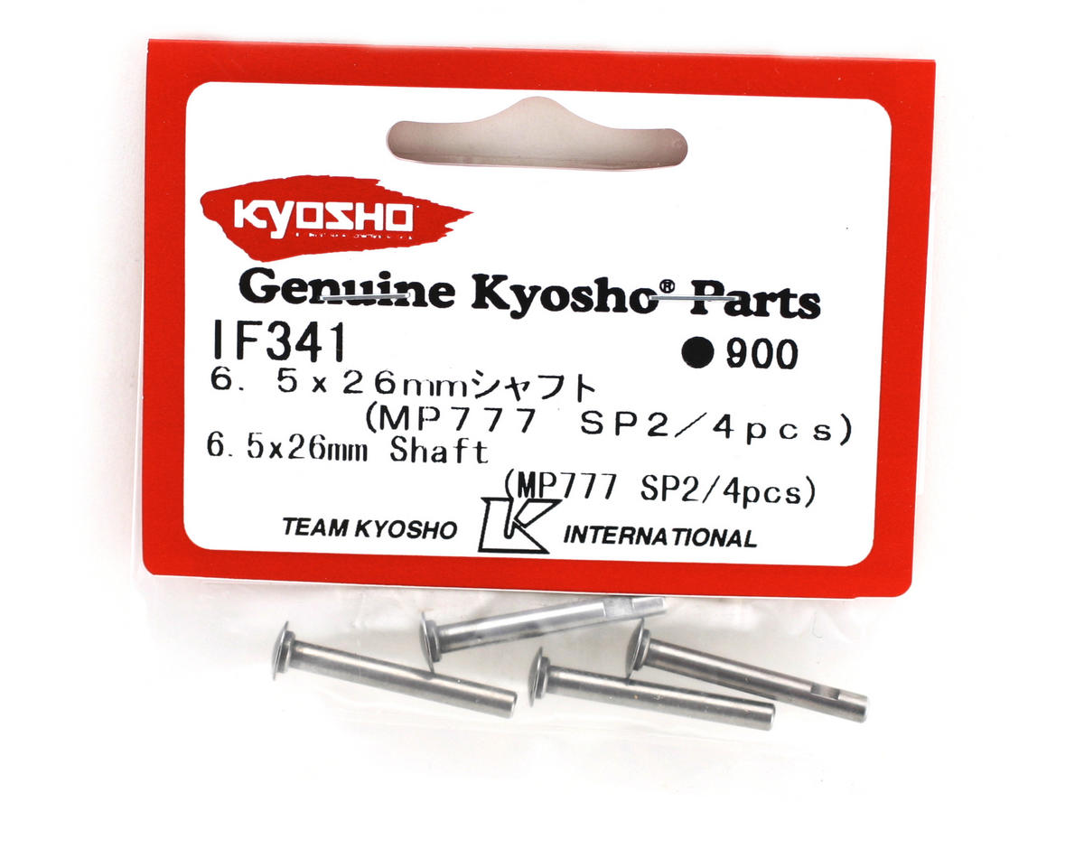 Kyosho Shock Retainer Pins (6.5x3x26mm) (MP777 SP2) (4)