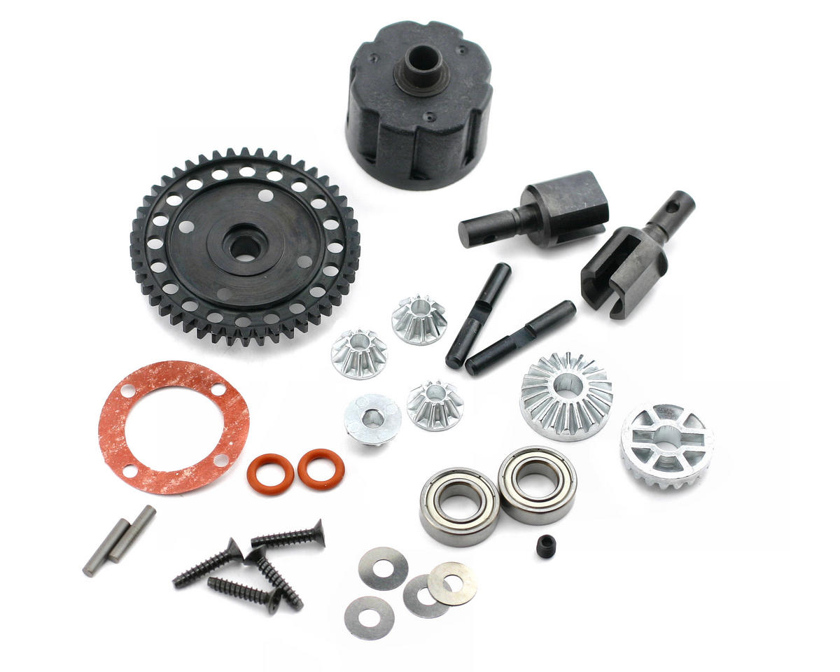 Kyosho Center Differential Assembly MP-777