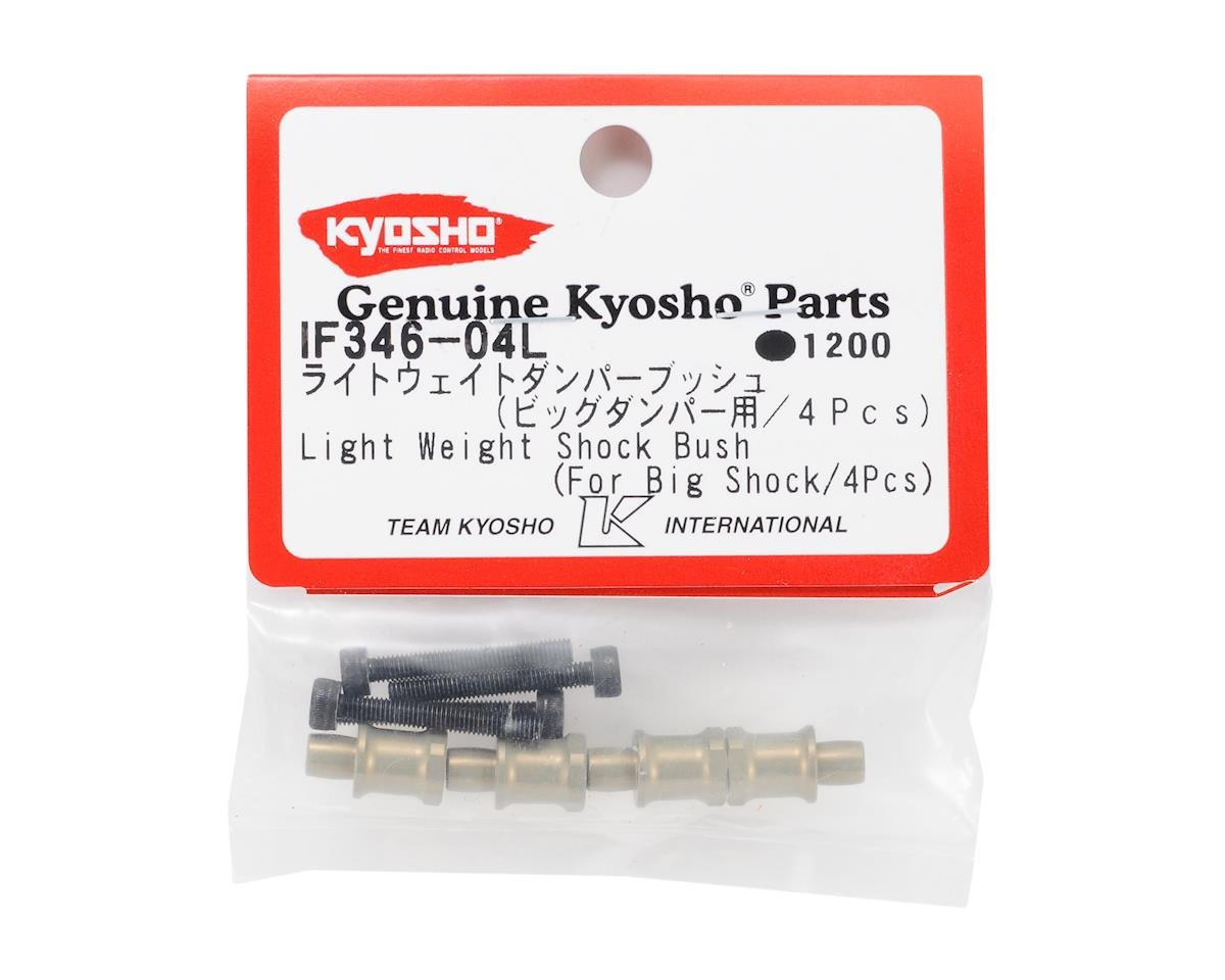 Kyosho Light Weight Shock Bushings (4)