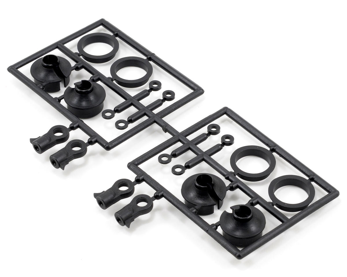 Kyosho Big Bore Shock End Set (4)