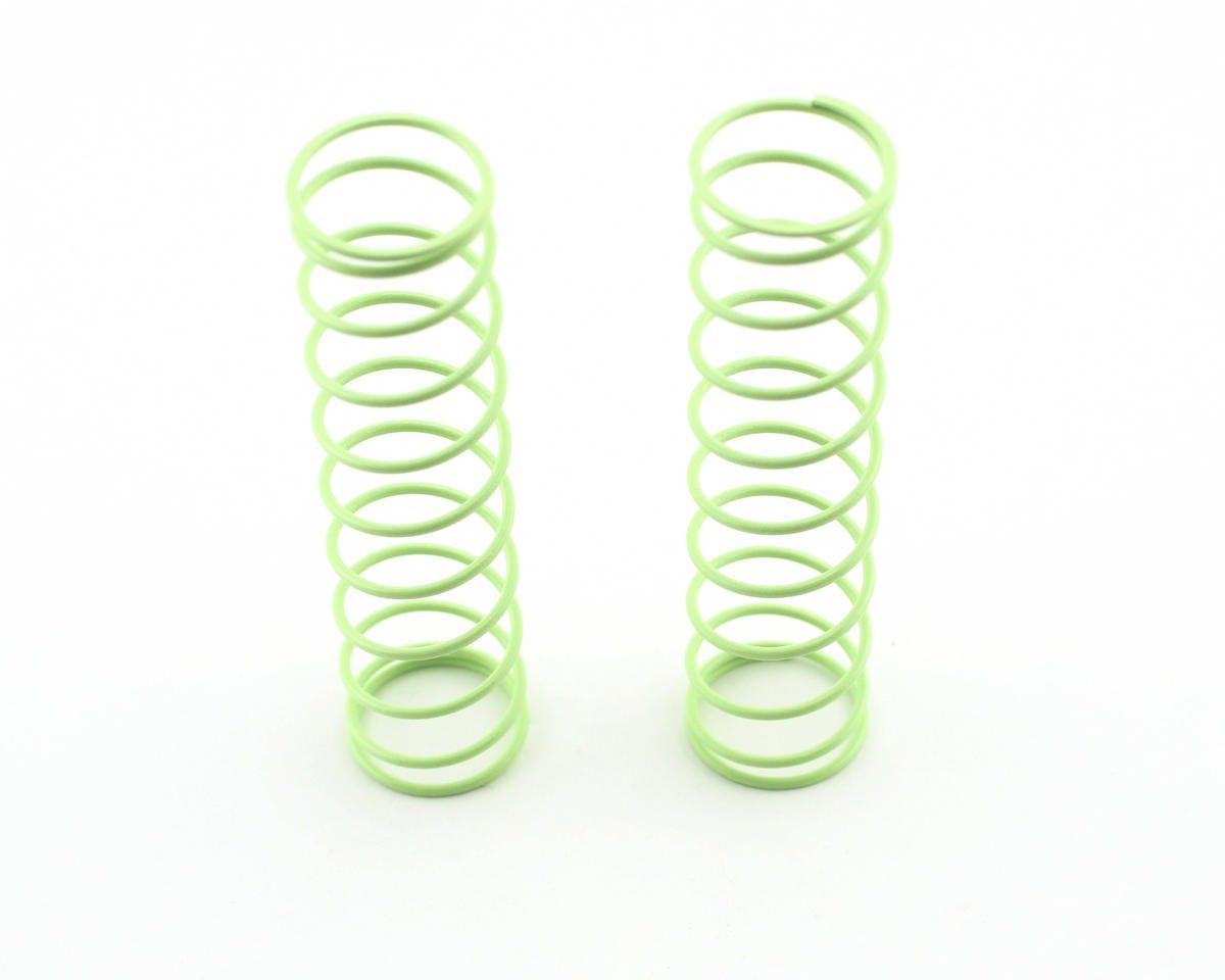 Kyosho 95mm Big Bore Rear Shock Spring (Light Green) (2)