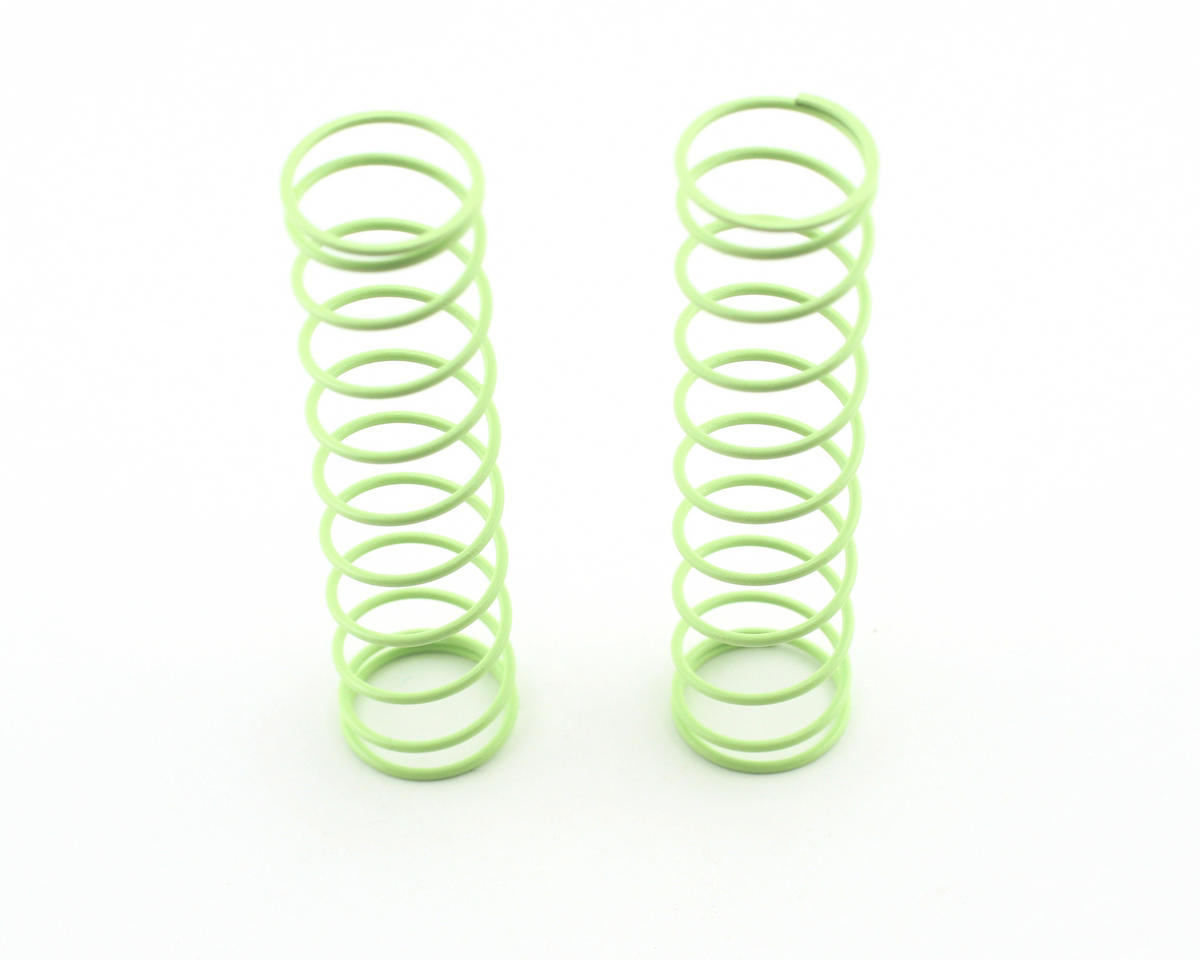 95mm Big Bore Rear Shock Spring (Light Green) (2) by Kyosho