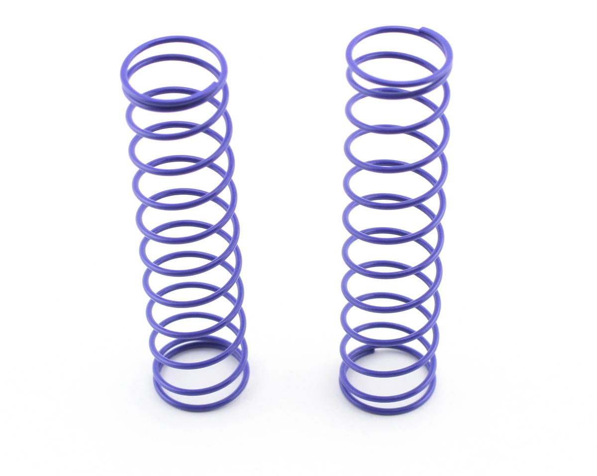 Kyosho 95mm Big Bore Rear Shock Spring (Purple) (2)
