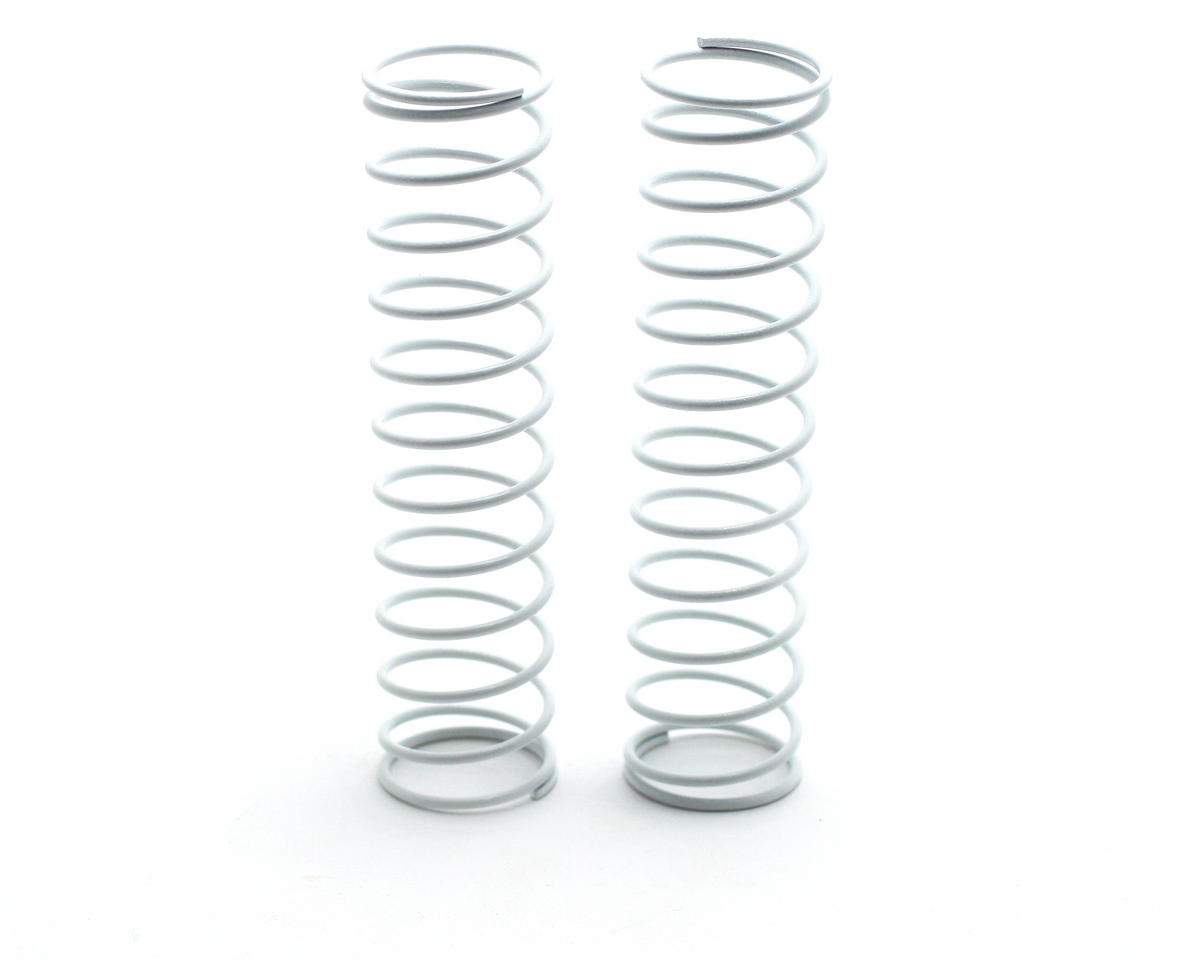 Kyosho 95mm Big Bore Rear Shock Spring (White) (2)
