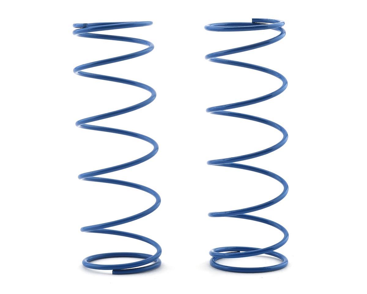 Kyosho 70mm Big Bore Front Shock Spring (Blue) (2)