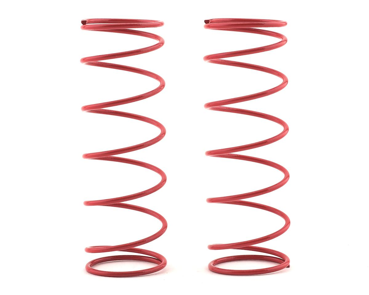 Kyosho Inferno ST-R 70mm Big Bore Front Shock Spring (Red) (2)