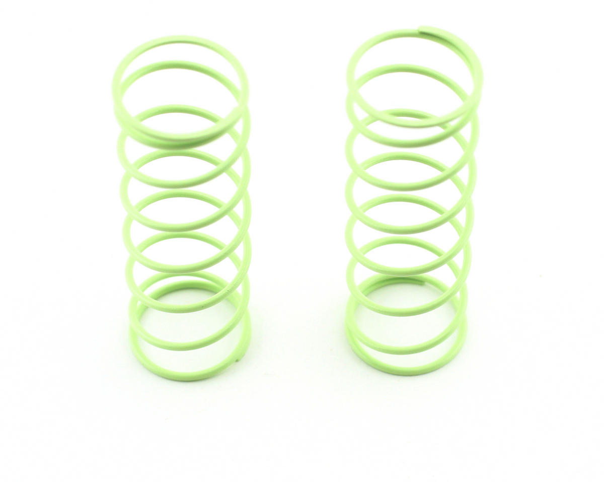 Kyosho 70mm Big Bore Front Shock Spring (Light Green) (2)