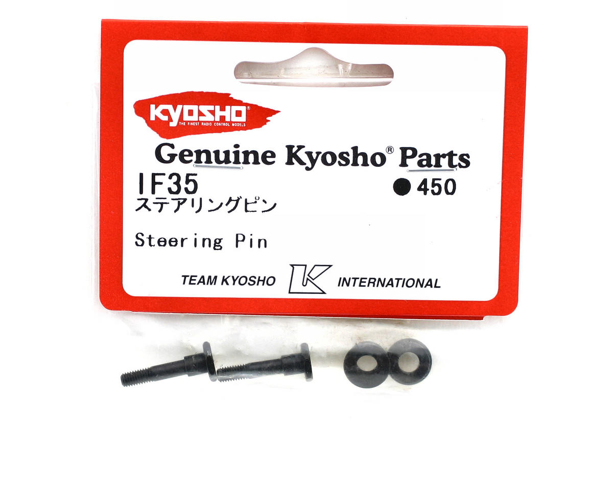Kyosho Steering Pin and Bushing (2)