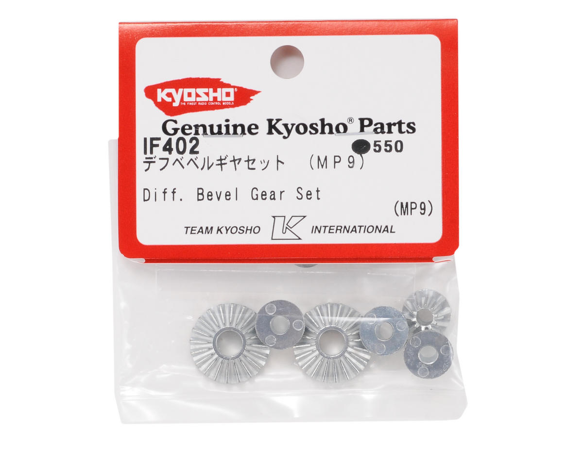 Differential Bevel Gear Set by Kyosho