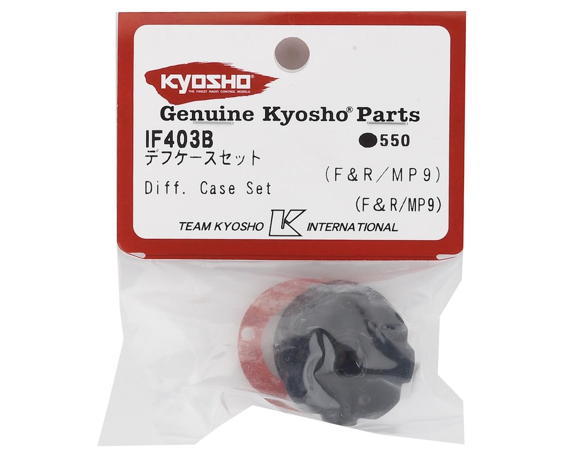 Kyosho MP9 Differential Case Set