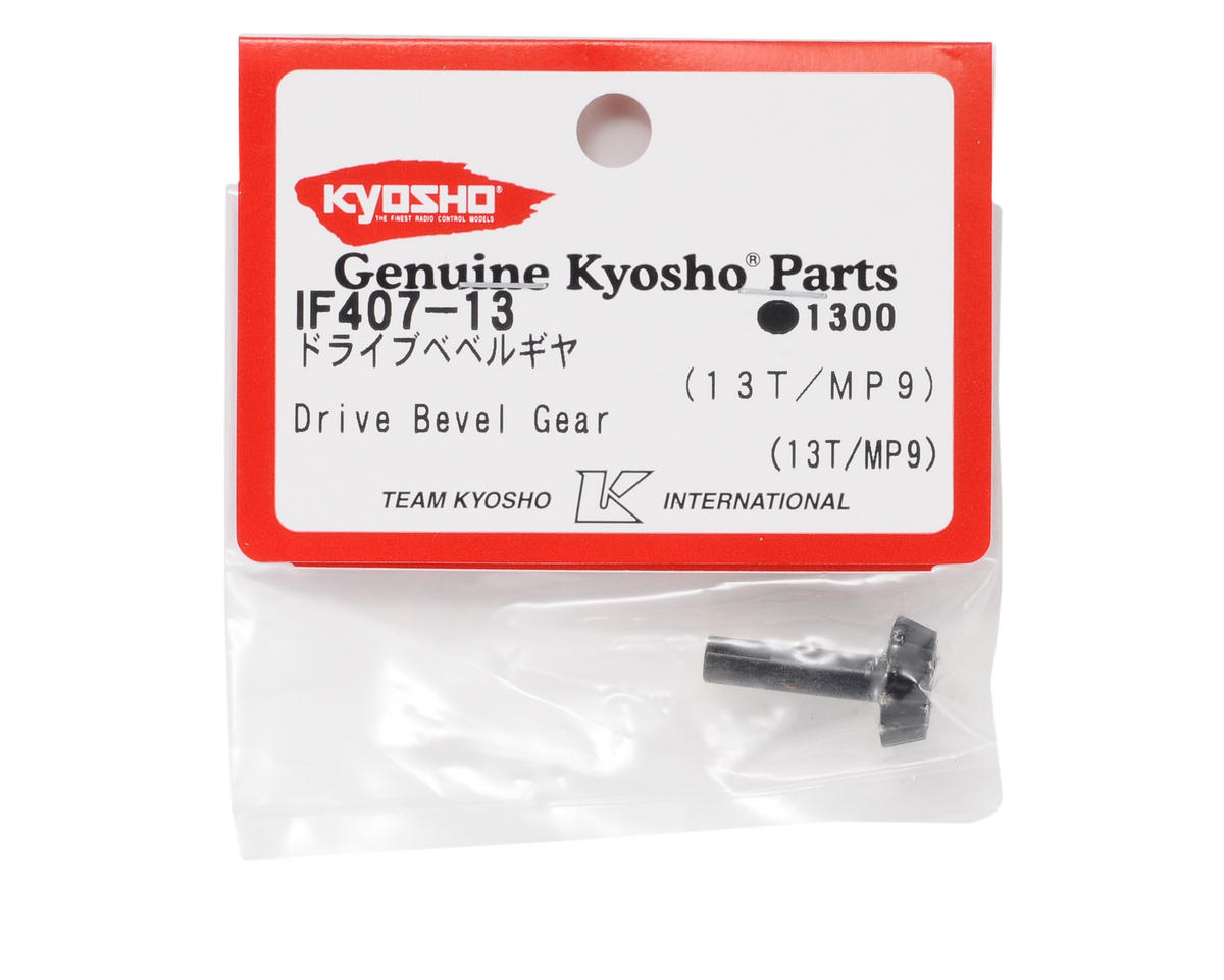 13T Bevel Drive Gear by Kyosho