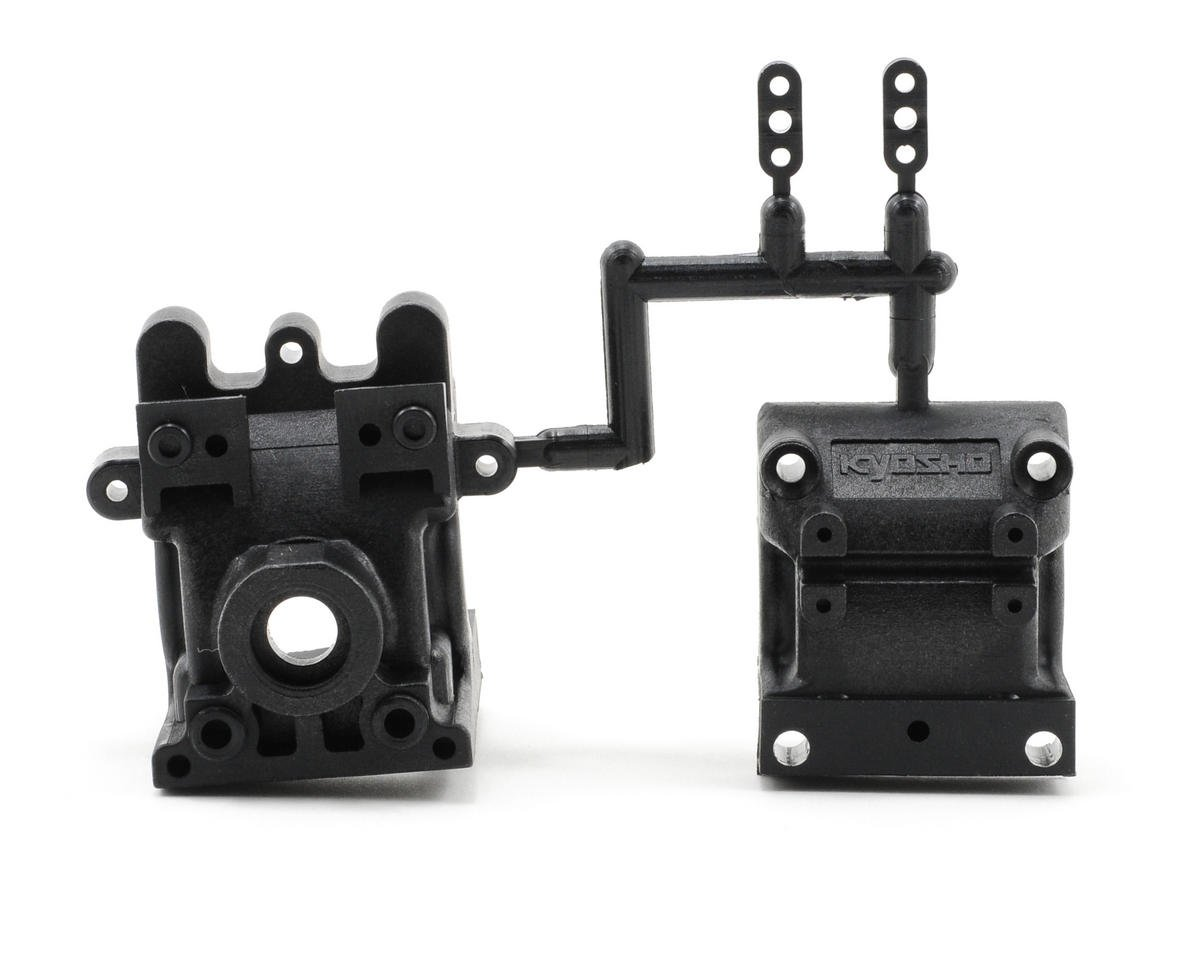 Kyosho Inferno MP9e TKI Bulk Head Set