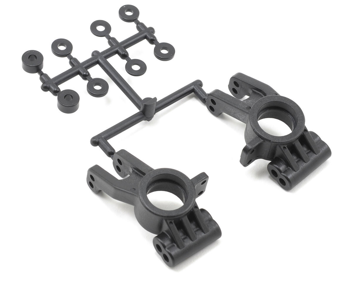 Kyosho Hard Rear Hub Carrier (2)