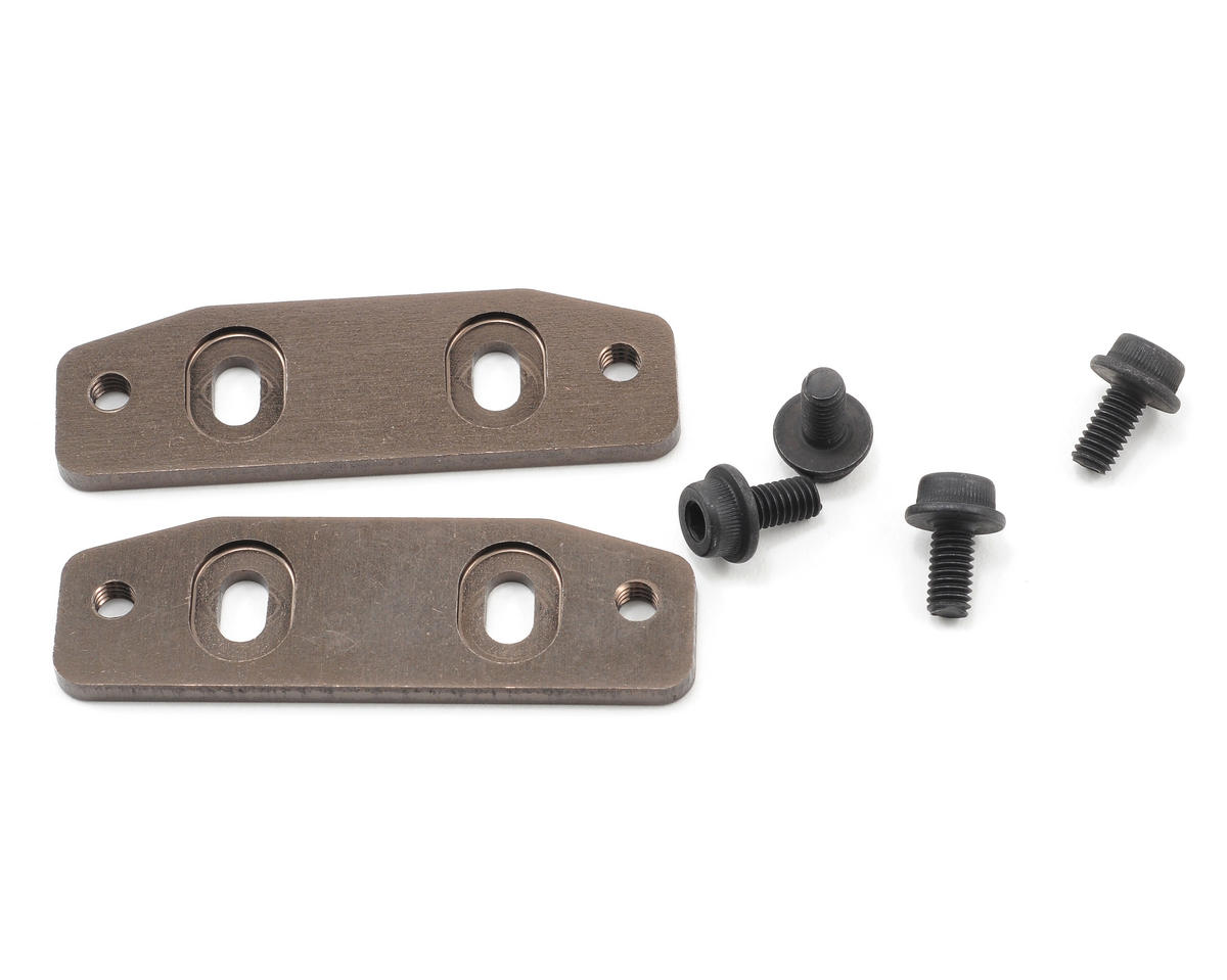 Kyosho Engine Mount Plate (Gunmetal)