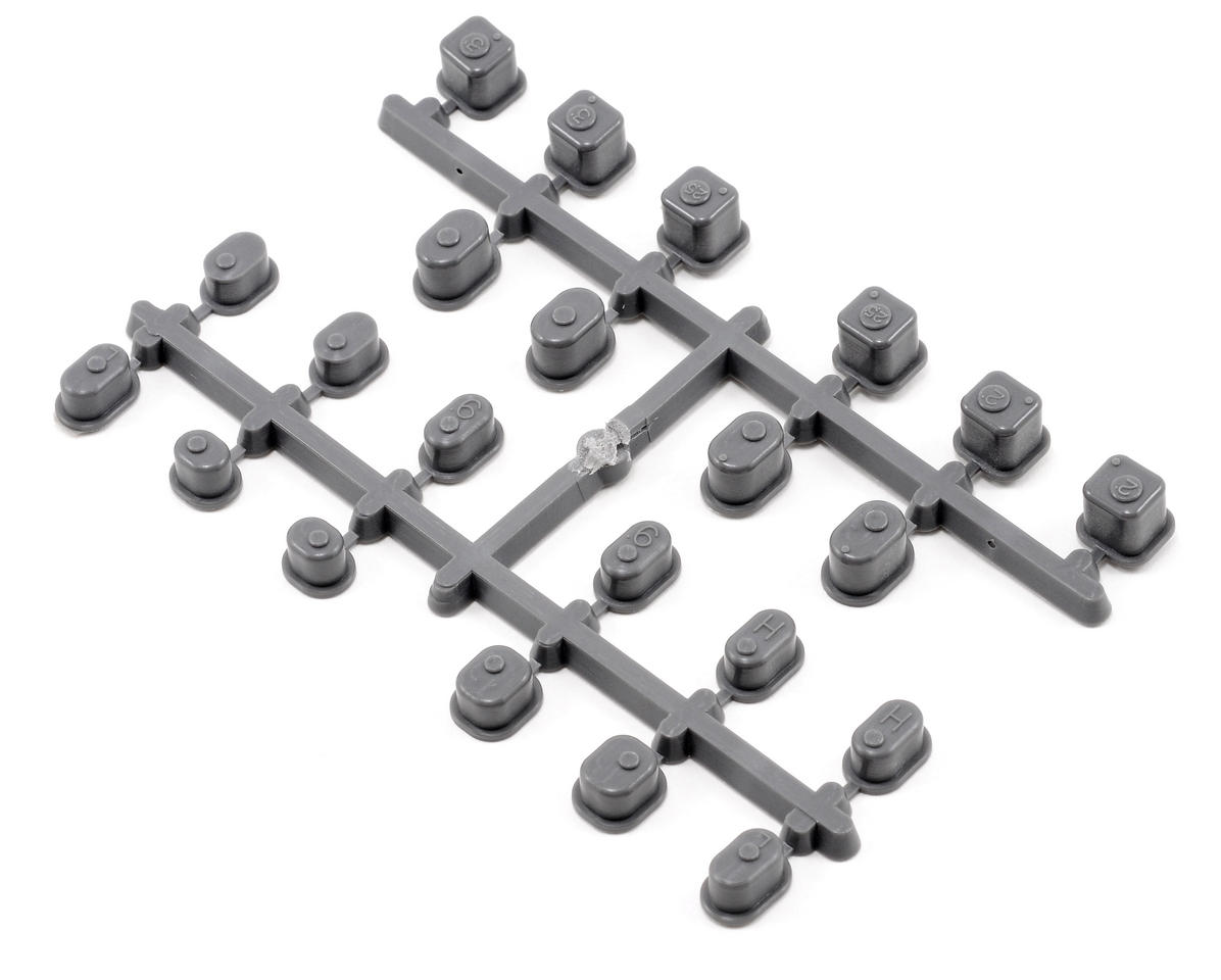 Kyosho Suspension Bushing Set (Grey)
