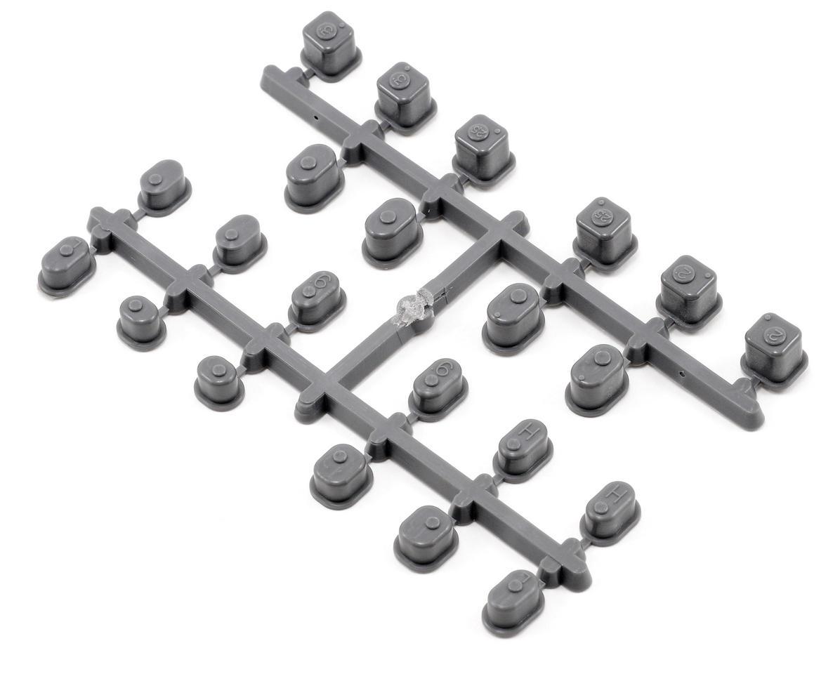 Suspension Bushing Set (Grey) by Kyosho