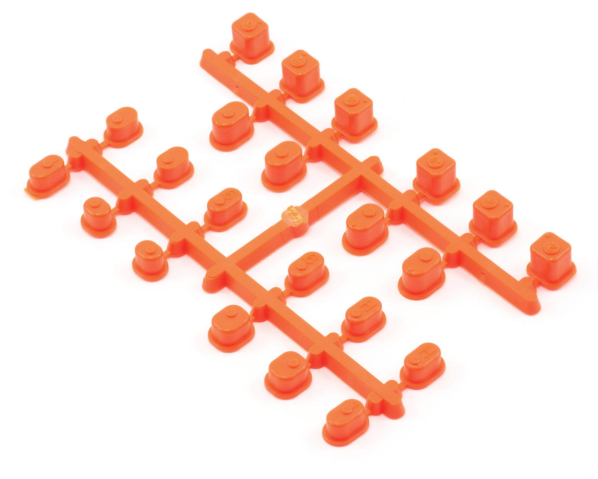 Kyosho Suspension Bushing Set (Orange)