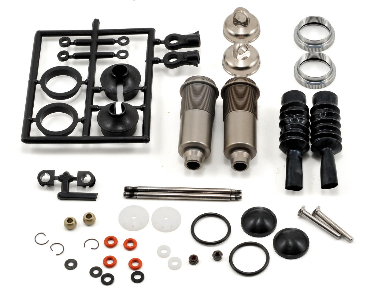 Kyosho Threaded Medium Length Big Bore Shock Set