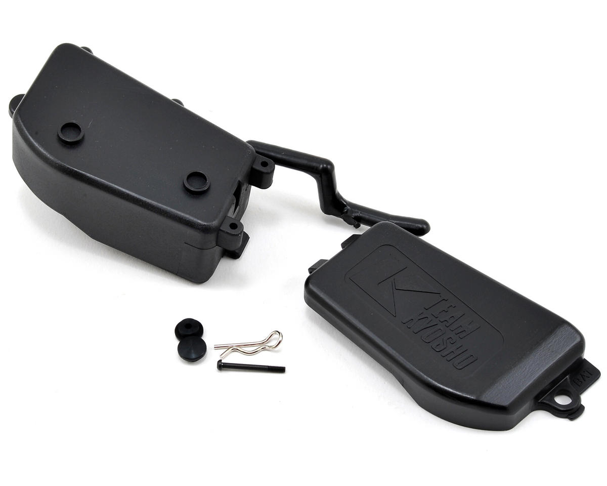 Kyosho Front Battery Box Set (TKI3/TKI4)