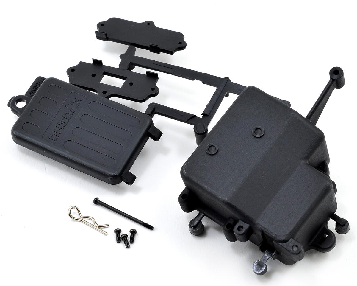 Kyosho Rear Receiver Box Set (TKI3)