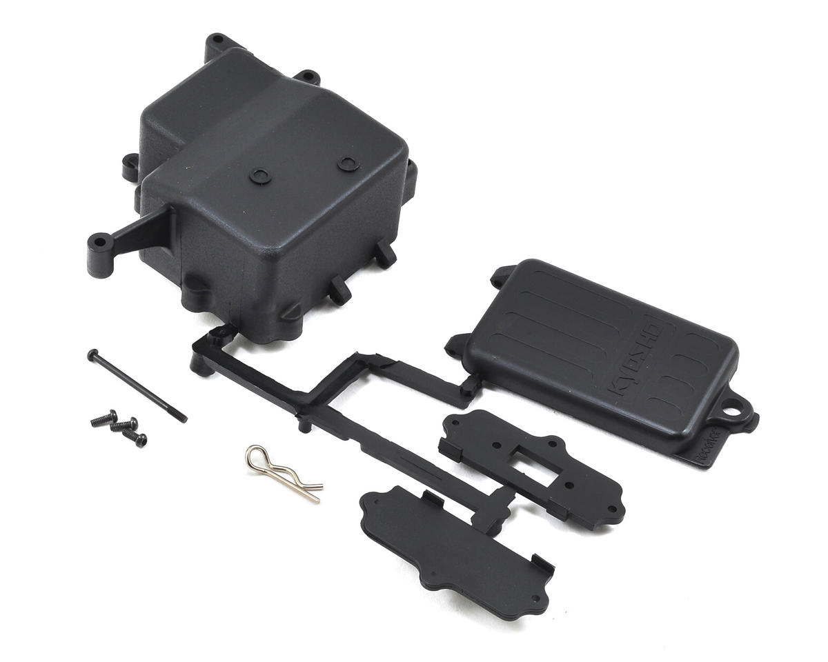 Kyosho MP9 TKI4 Receiver Box Set
