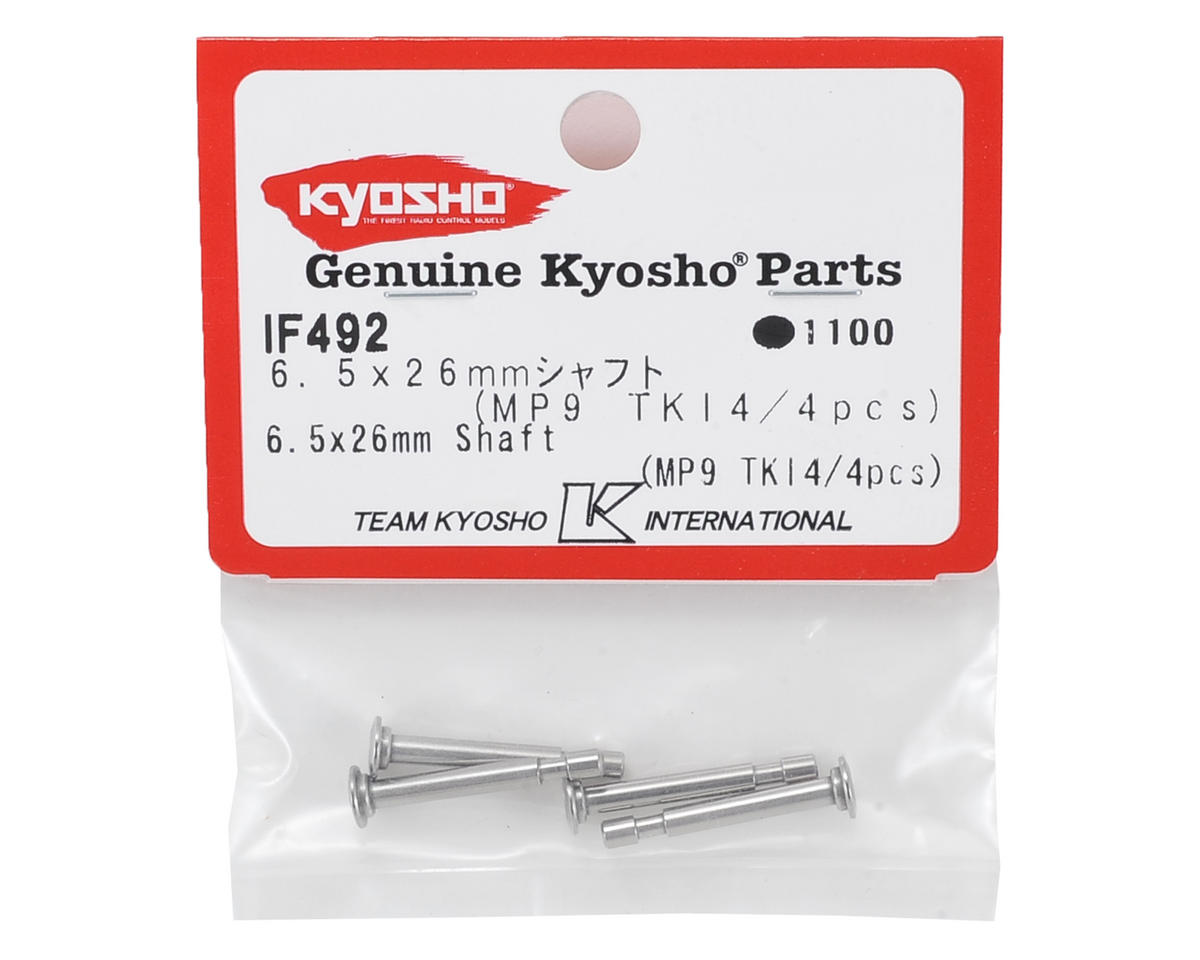 Kyosho MP9 TKI4 6.5x26mm Shock Pin (4)