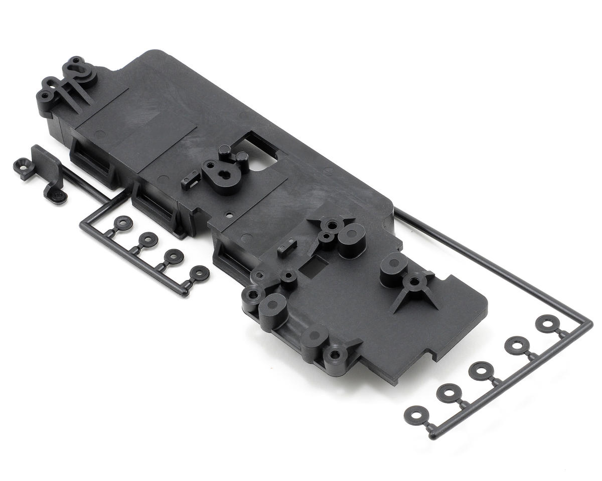 Battery Tray Set by Kyosho