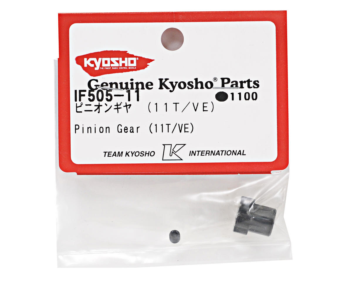 Mod1 Pinion Gear w/5mm Bore (11T) by Kyosho