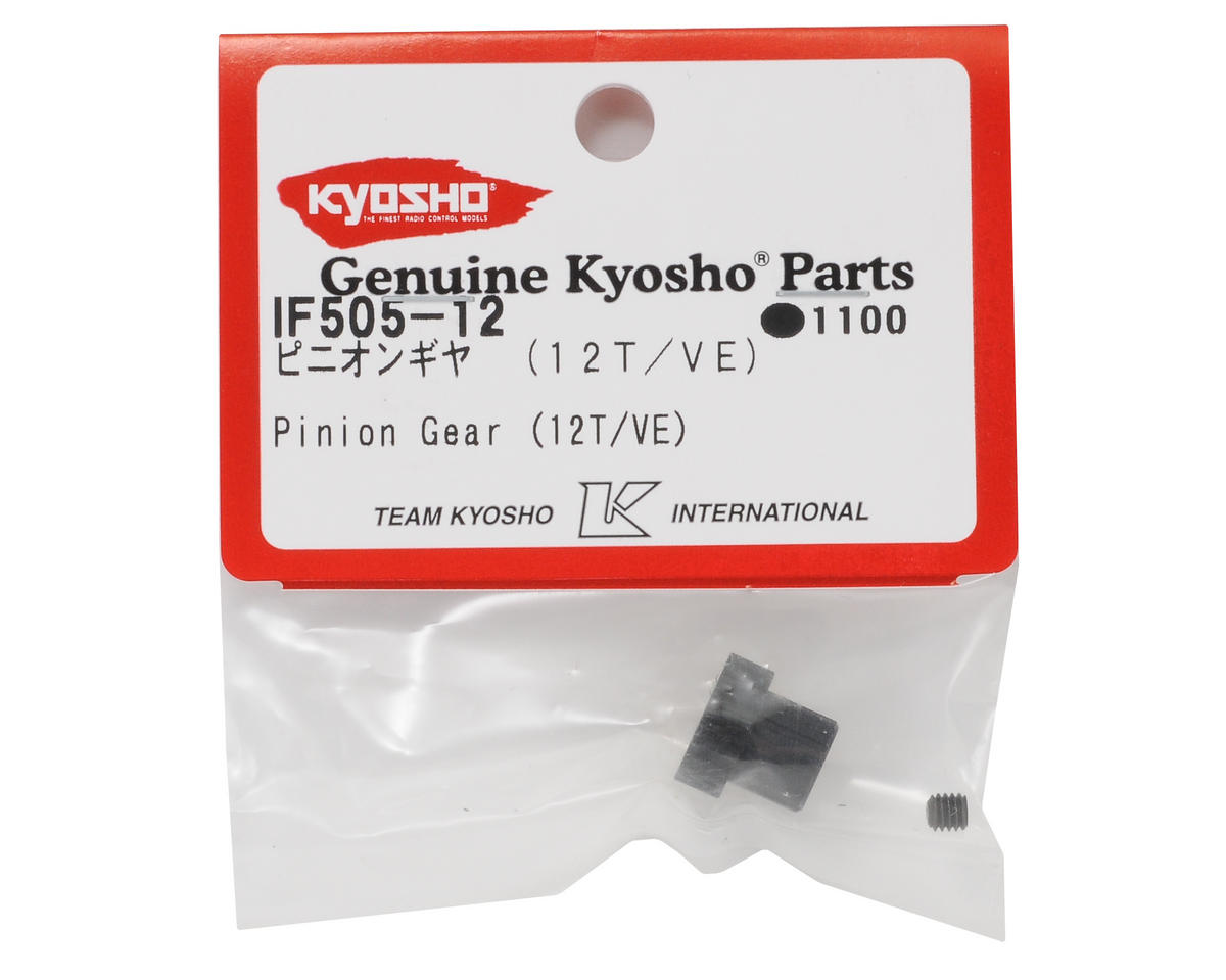 Kyosho 12T Pinion Gear