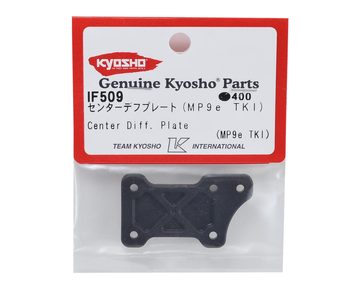 Kyosho Center Differential Plate