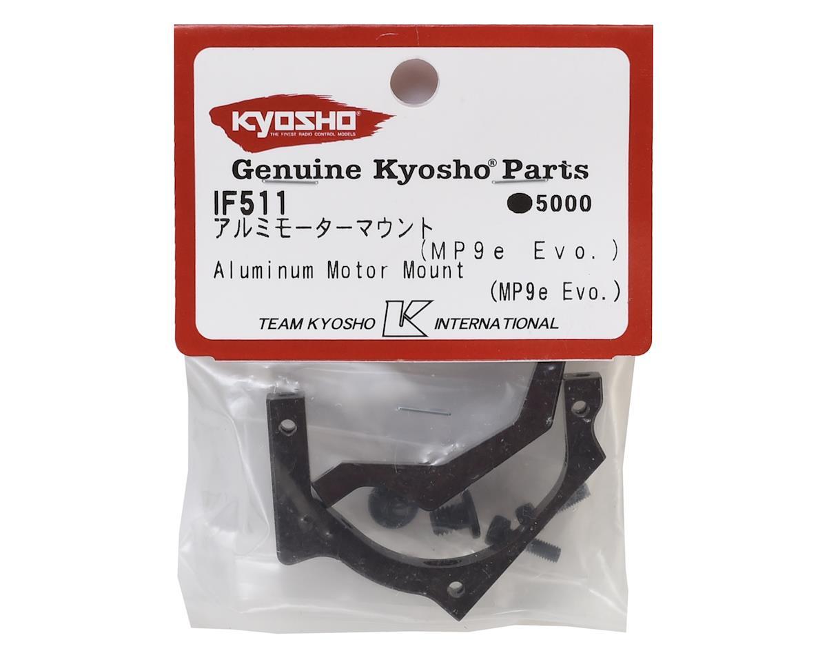 Image 2 for Kyosho MP9e Evo Aluminum Motor Mount
