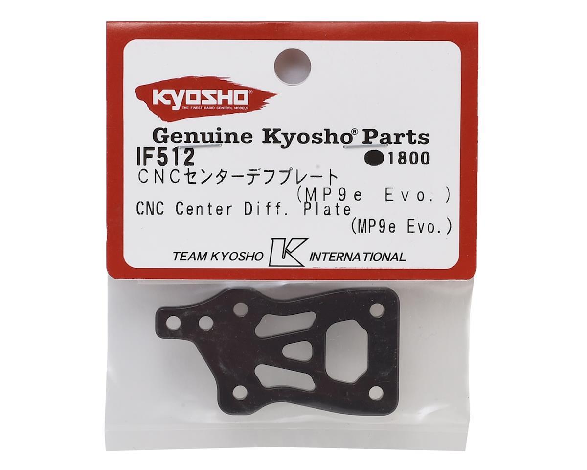 Kyosho MP9e Evo Aluminum Center Differential Plate