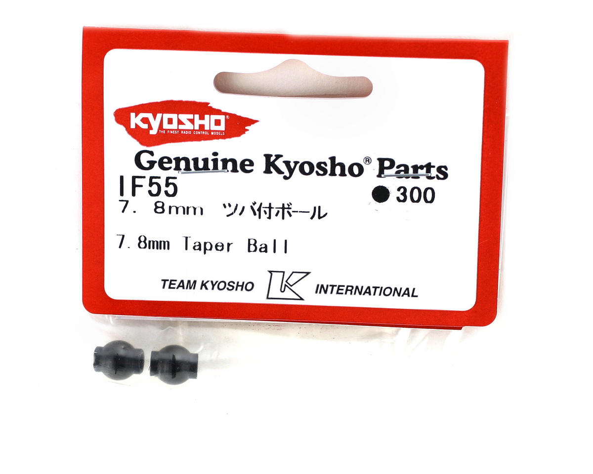 Kyosho 7.8mm Taper Ball (2)