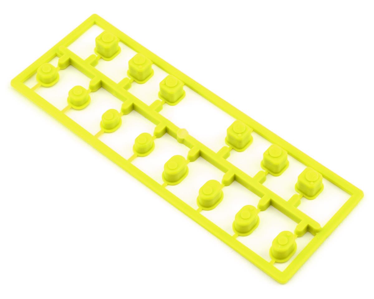 Kyosho Inferno MP10 Suspension Bushing Set (Yellow)